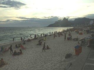 Sala e Quarto Mais Bonito de Copacabana