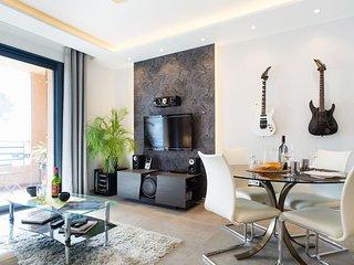 Magnifique appartement rénové vue mer et îles Sanguinaires, Ajaccio