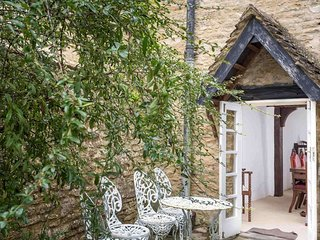 The Old Court House is one of the most striking cottages in the Cotswolds