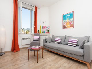 Apartment29, 2mins to beach, 5mins to Palais