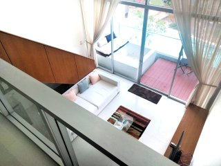 Luxury Duplex 2br in Surin Beach - Private Jacuzzi, pool and security 24/24