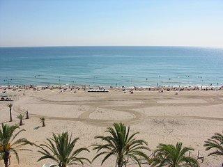 Apartamento 1ªLinea Playa de San juan. Preciosas Vistas