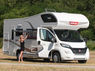 Location des motorhomes, camping cars...
