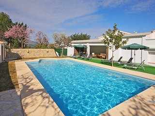 Villa Joan -  Private pool and only 4 km to the town and the beach.