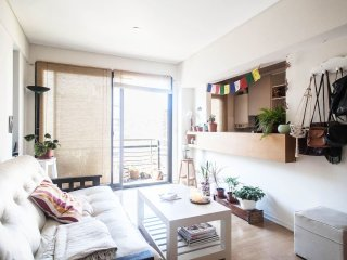Beautiful 1 bedroom apt in top Palermo area