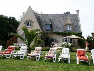 Chez Renee et Raynal Villa de vacances en Bretagne