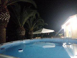 Siracusa Villa Fortuna con piscina ris. del Plemmirio