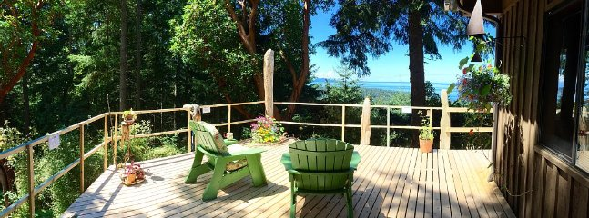 Private Deck with View