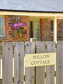 Willow Cottage Purpose built disabled cottage