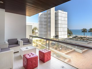 -AMAZING SEA PENTHOUSE BOSSA MAR- B, Playa d'en Bossa