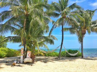 Two Secluded Ocean Front Cottages w Private Beach & 230 Ft Dock, Islamorada
