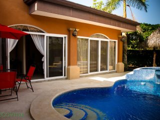 This home has one of the most private yards in the community!