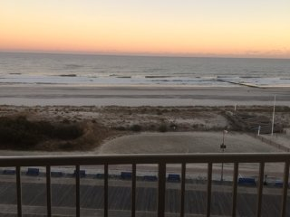 OCEANFRONT CONDO with 2 Bedrooms & 2 Full Bathrooms and Sofa Bed. Sleeps 6