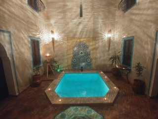 Riad Farasha, Private Holliday Rental, Marrakech