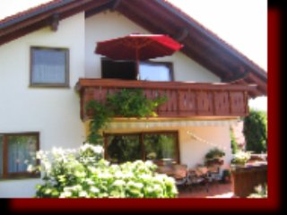 Vacation Apartment in Erolzheim - 1076 sqft, nice balcony, plenty of space for
