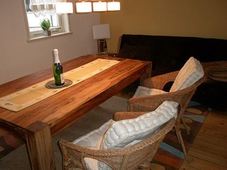 Vacation Apartment in Wettenberg - 700 sqft, modern furnishings, renovated