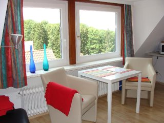 Vacation Apartment in Ostercappeln - 517 sqft, pristine, quiet, modern (# 1606), Osnabruck