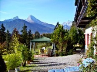 Vacation Apartment in Berchtesgaden - 904 sqft, stylish, comfortable, lovely