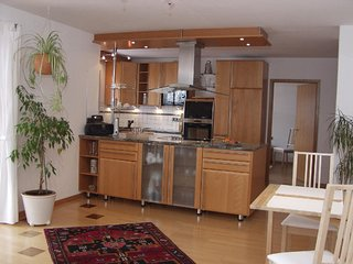 Vacation Apartment in Bad Aibling - 721 sqft, central, completely outfitted
