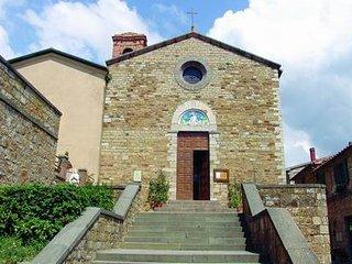 """Toscana: Casa """"Badia Vecchia"""" tra gli ulivi con piscina"""
