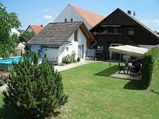Vacation Apartment in Treuchtlingen - 732 sqft, quiet location, central (# 2906)