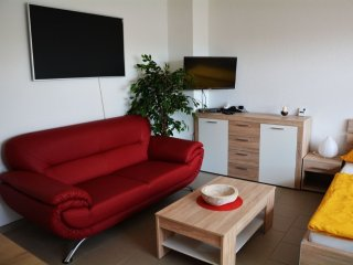 Vacation Apartment in Essen - 420 sqft, cozy, central, modern (# 3898)