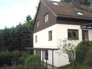 Vacation Apartment in Bad Grund - 538 sqft, quiet, bright, comfortable (# 4861)