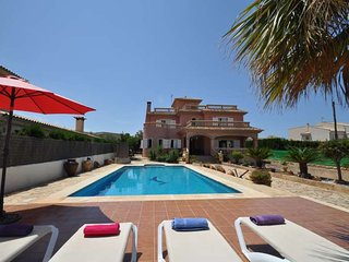 Villa in Sa Torre of 4 bedroom family friendly