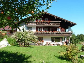 LLAG Luxury Vacation Apartment in Inzell - well-maintained, idyllic, quiet