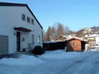 Vacation Apartment in Winhöring - 645 sqft, robust, well-located (# 781), Winhoring