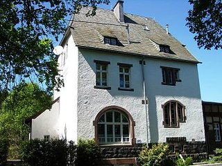 Vacation Apartment in Schalkenmehren - 753 sqft, beautiful restored building