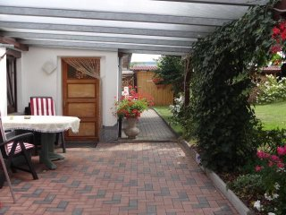 Vacation Home in Geschwenda - 484 sqft, central, cozy, comfortable (# 8500), Graefenroda