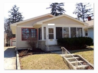 Cute 2BR\900SF Cottage close to Downtown,Attractions&Airport (poss 3rd BR), Fort Wayne