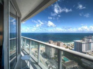 20th Floor Ocean/Beach/Intracoastal View 2 Bedroom Ultimate Suite