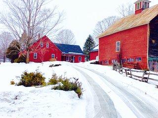 Classic Vermont Farmhouse, Lyndonville