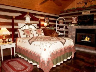 Beauty Cabin for 2 - Stay a Month! All Amenities!, Gladeville