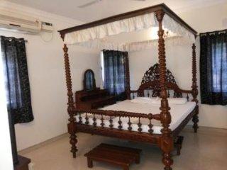 4 bedroom deluxe villas  at Nagoa,Arpora