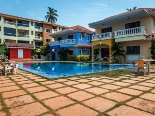 3 bedroom villas Arpora