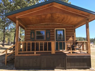 The Cabin at Dakota Dream B&B.  New in 2016!
