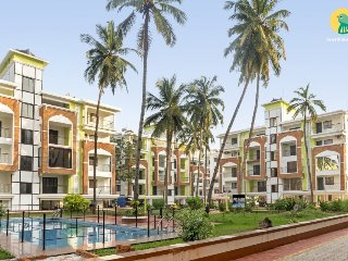 One  BHK CANDOLIM Apt 1 KM away from beach