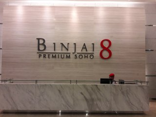 Binjai 8 Luxury Suites