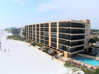 Beach Front Condo at Villa Madeira, Madeira Beach