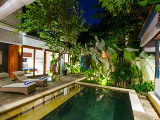 Peaceful georgeous 3 bedroom Villa, Kerobokan