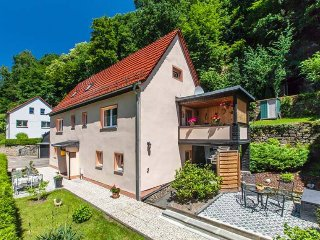 Ferienwohnung Pirna 'Am Elbsandstein' | Dresden | Sachsische Schweiz