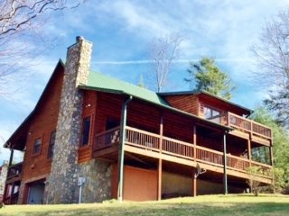 Evening Sky on High-4br,2.5ba,Views,GameRoom,near Boone