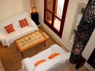 Apartamento con encanto en el centro Histórico de Denia.