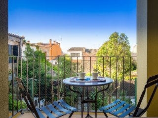 CAN TARONGETA - Sunny Apartment 1-1, Palafrugell