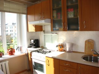2-room flat at Tulskaya, Moscú