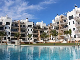 Luxury apartment Cabo Roig