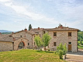 Ancient Hamlet in Tuscany near Florence - Rustici Estate